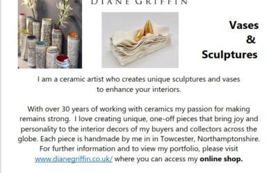 Spotlight – Diane Griffin Ceramics