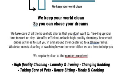 Spotlight : Magdalena's General Housekeeping Services